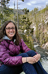 Andrea Richards Backroads Trip Leader photo